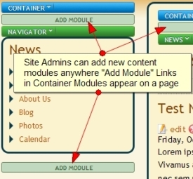 Add New Module in Exponent CMS